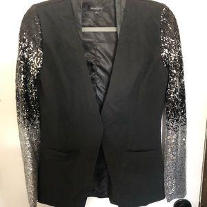 Haoduoyi Blazer Black/Sequins Size M.